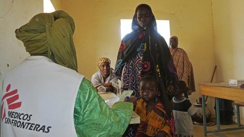 SMC and vaccination in the north of Mali