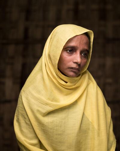 Mental Health: Rohingya Trauma and Resilience - Mabia Story