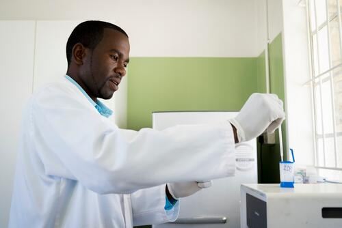 MSF Operations In Zimbabwe