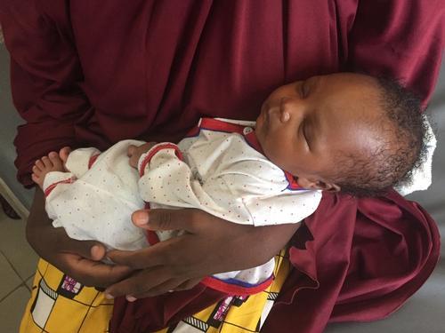 Snapshots from Borno State // Amina story