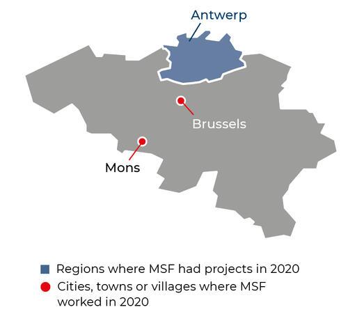 Belgium Activities 2020