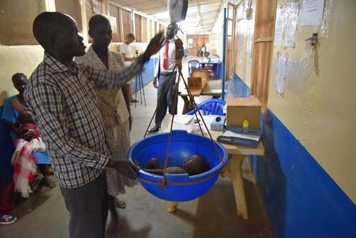 Aweil Hospital, South Sudan