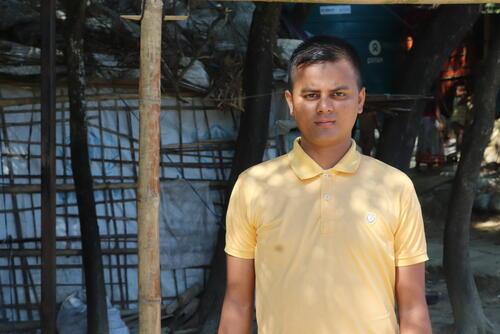 Faruk Testimony | Nayapara camp