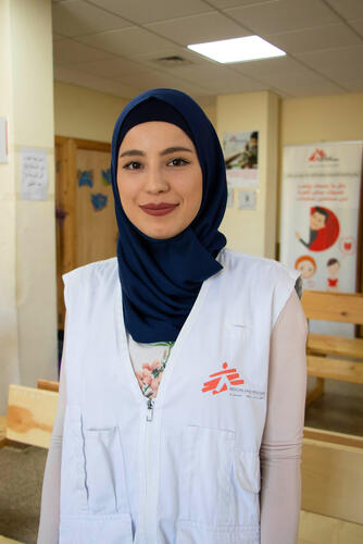 Providing mental health in Wadi Khaled