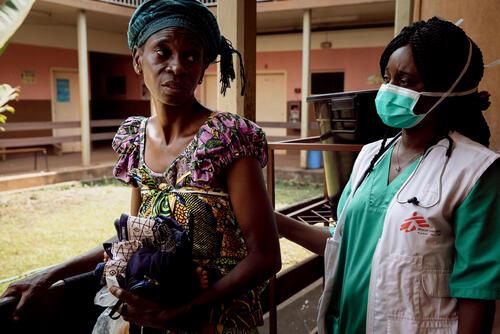 HIV project - Bangui