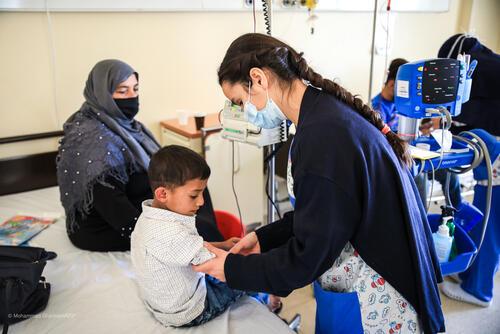 Thalassemia in Zahleh
