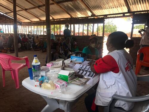 MSF Mobile Clinics