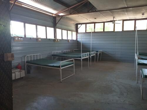 Lankien Hopsital, Jonglei State in northeastern South Sudan