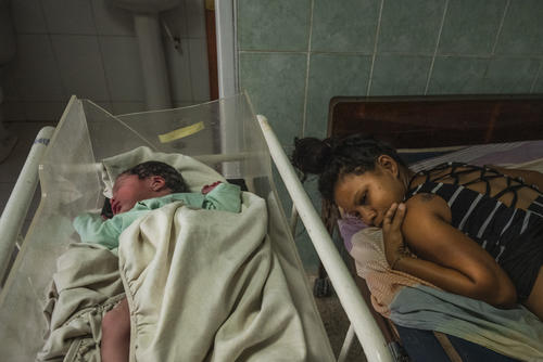 Fighting malaria and a failing health system in Bolivar