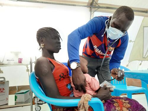 MSF opens a new project in the Greater Pibor Administrative Area