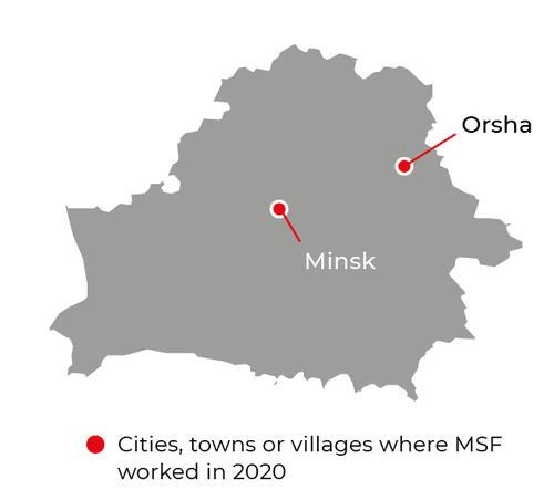 Belarus Activities 2020