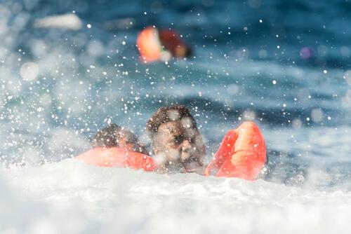 99 Survivors Rescued Sinking in Mediterranean Sea - Many Presumed Drowned