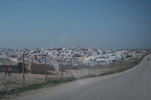 Al Hol Camp - Eastern Al Hasakah Governorate
