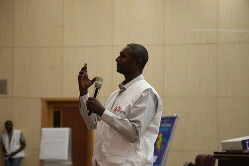 Supporting Sudan against coronavirus COVID-19