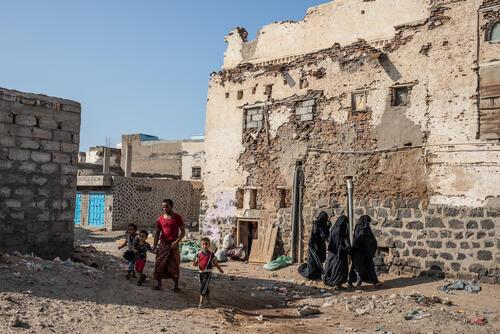 Landmines in Taiz and Hodeidah governorates