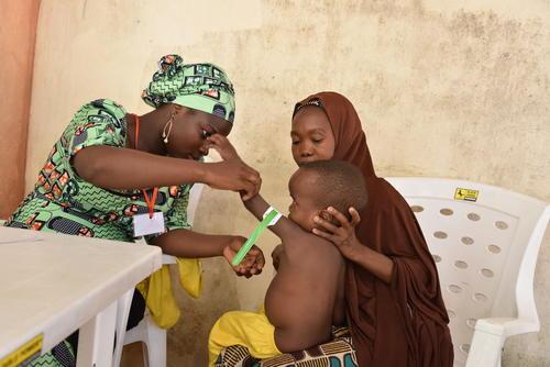 MSF in Maiduguri, Borno State