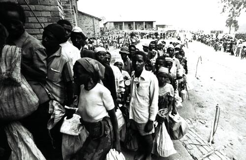 MSF Archives: Providing Aid During Rwanda's Genocide