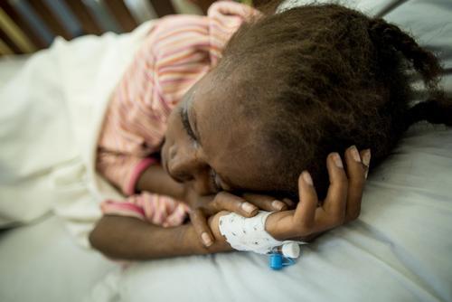 HIV in DRC, Philomene and Elise