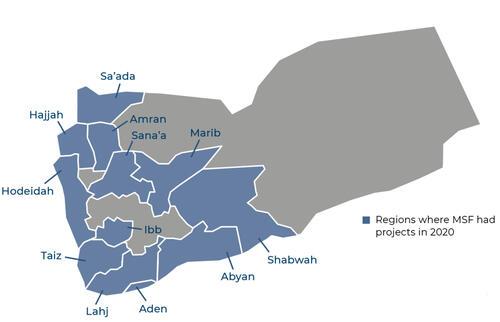 Yemen Activities 2020
