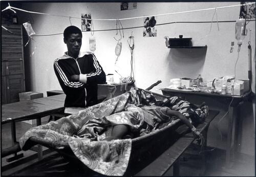 Kigali, genocide Rwandan Tutsis, april 1994