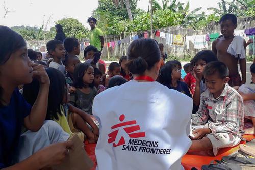 MSF Response in Iligan City