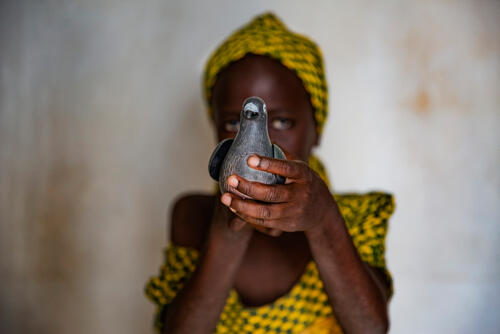 Diffa, Niger: Young managed touched by the conflict