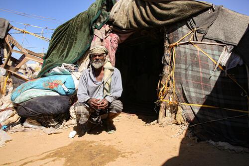ارتفاع الاحتياجات الصحية في مأرب اليمنية