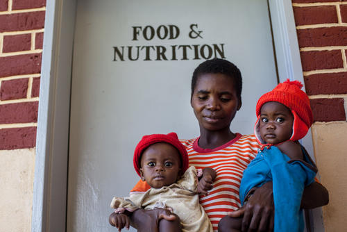 Congolese refugees in Zambia
