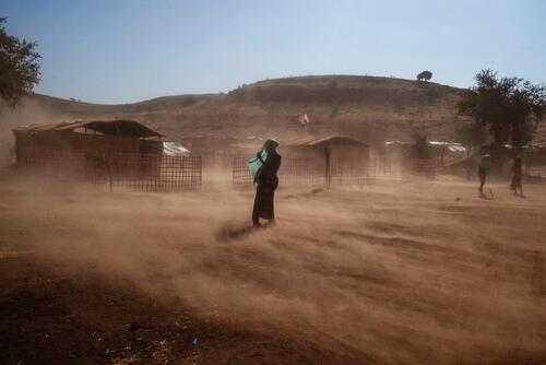 Um Rakuba refugee camp