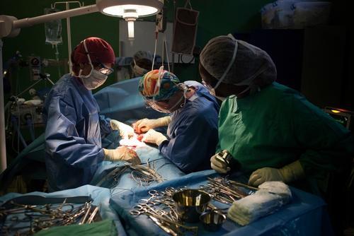 MSF's trauma centre in Bujumbura,Burundi