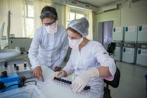 TB treatments yield promising results in the Chechen Republic