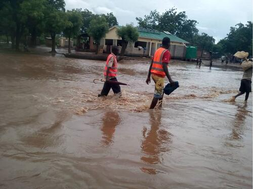 Response to flooding in Southern Africa - Malawi