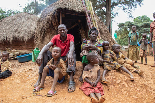 Tse Lowi IDP Site