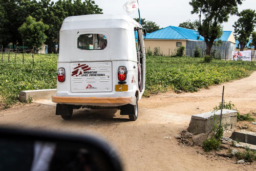 Innovations to save lives in north-east Nigeria