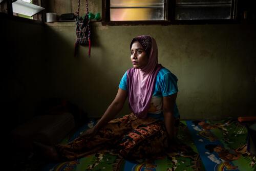 Rohingya in Malaysia: Sawkina Story
