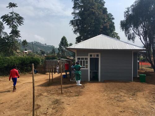 Ebola response in Lubero