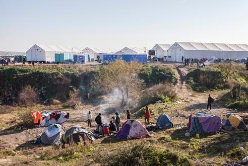 Life in Idomeni , Greece