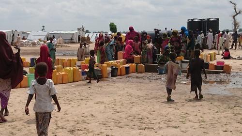Emergency response in Eastern Nigeria