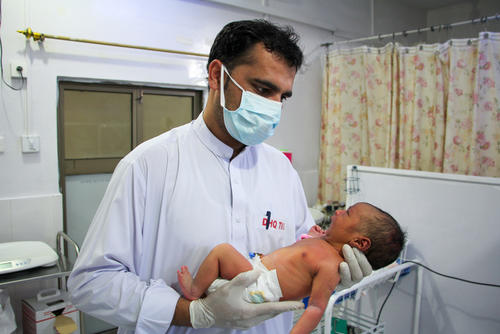 Pakistan: Meeting regular health needs amid the COVID-19 pandemic