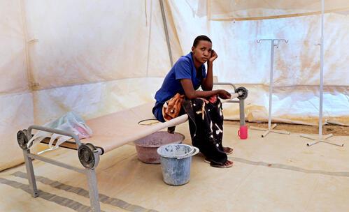 Harare - Cholera outbreak