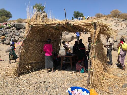لجوء آلاف الإثيوبيين إلى السودان في حميدات والقضارف