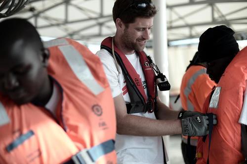 MSF Doctor David Beversluis - Spokesperson