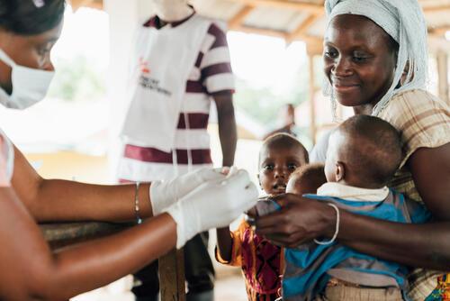Sierra Leone: Stories behind the masks
