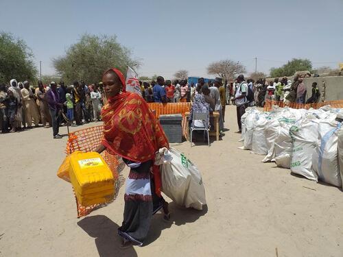 الوضع الإنساني في ديفا في النيجر