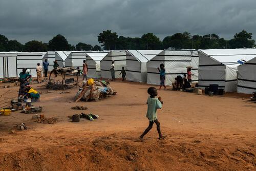Benue: Mbawa Camp Context