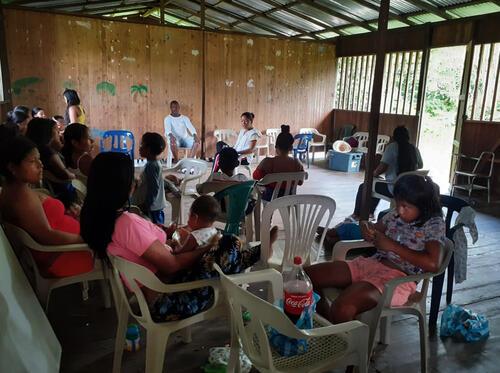 MSF in Nariño