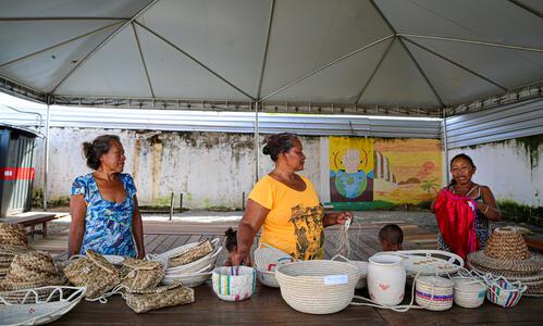 احتياجات الفنزوليين في البرازيل