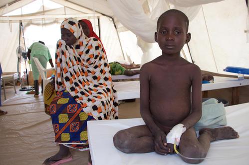 Cholera outbreak in Maiduguri