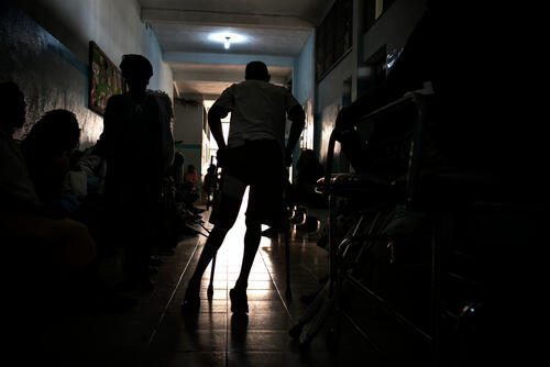 A hospital at the heart of violence-torn North-West Cameroon