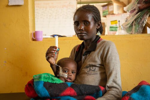 Ethiopia: The constant cycle of displacement